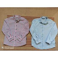 Рубашки для мальчика, рост 122-128