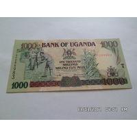 Уганда 1000 шилингов 2003г unc