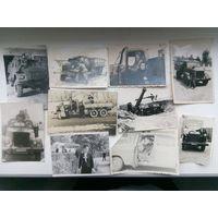 Фото старые автомобили 18 шт.