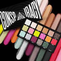 Jeffree Star Cosmetics Conspiracy палетка теней