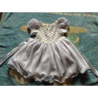 Платье р. 80-92