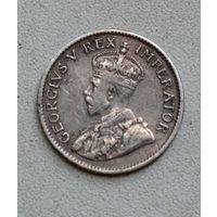 Южная Африка 3 пенса 1933 г. (Георг V)