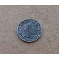 Пруссия, 1 грошен 1869 г., Вильгельм I (1861-1888)