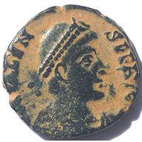 ВАЛЕНТ (364-378 г.) АЛЕКСАНДРИЯ. АЕ4.