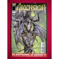 Оригинальный комикс Ascension (Press Edition) NO 2/1998 David Finch