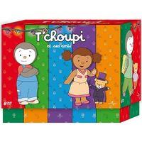 """Французский язык для детей: Collection """"T'choupi et ses amis"""" (6 подборок фильмов) - развивающий и обучающий мультфильм для дошкольников и младших школьников"""
