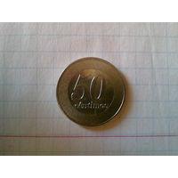 Ангола 50 сентимос 2012