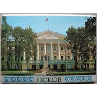 """Набор открыток """"Псков"""" (1985) Неполный. 9 открыток из 10"""