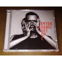 "Bryan Adams - ""Get Up"" 2015 (Audio CD) Produced by Jeff Lynne (ELO)"