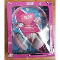 Новые наушники детские Smart Buy Kids SBE-620