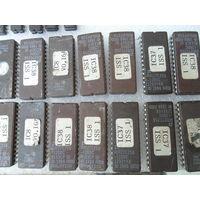 Микросхемы AM27C256, D27256, 27256, 27C256 TMS27C256 от 10 шт по 0,73