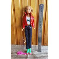 Кукла Барби Mattel+расческа+вешалка