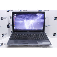 "15.6"" Acer TravelMate 5740ZG на Core i3 (4Gb, 500Gb, Radeon HD 5740 512Mb). Гарантия"