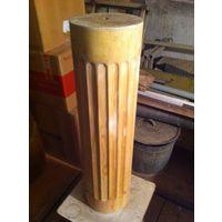 Колонна деревянная