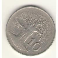 10 центов 1988 г.