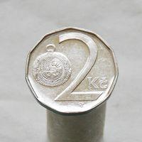 Чехия 2 кроны 2002