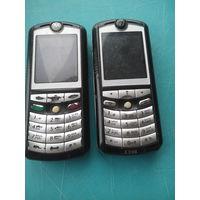 Мобильный телефон Motorola-e398,под восстановление.