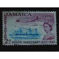 Британская Ямайка 1960 г.