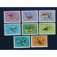 Вьетнам 1981г. Птицы.