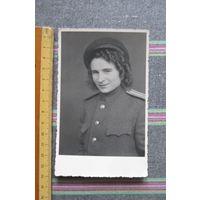 Фото военное девушка