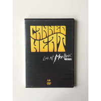 CANNED HEAT / LIVE AT THE MONTREUX концерт DVD