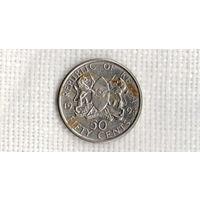 Кения 50 центов 1994 //(МJ)