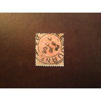 Австралия .Штат Виктория 1901/05 гг. Королева Виктория .