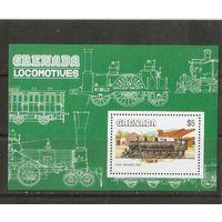 Гренада локомотивы