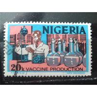Нигерия 1973 Стандарт 20 кобо