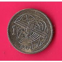 43-46 Марокко, 1/2 дирхама 2002 г.