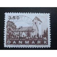 Дания 1990 кирха