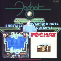 Foghat - Energized'74 & Rock'n'roll Outlaws'74