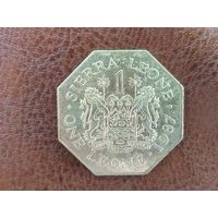 1 леоне 1987 Сьерра-Леоне
