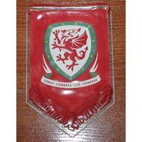 Вымпел Федерация футбола Уэльса