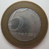Ангола 5 кванза 2012 г. (d)
