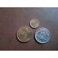 Монеты Мозамбик ( сборный лот)