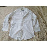 Рубашка белая р.С