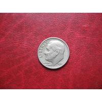 10 центов 1966 года США