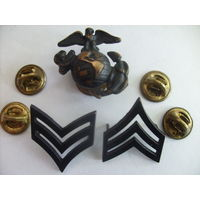 Знаки морского пехотинца US