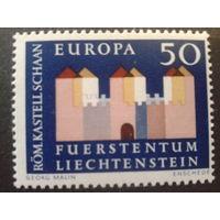 Лихтенштейн 1964 Европа полная