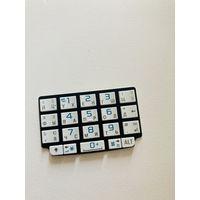 Sony Ericsson M600i - Клавиатура набора номера рус. (цвет: White), Оригинал (SXA1095978/4)