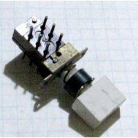 Кнопочный переключатель П2К-С-1-2-б