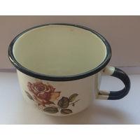 Эмалированная чашка, СССР