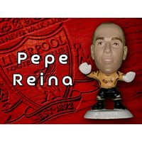 Pepe Reina LIVERPOOL 5 см Фигурка футболиста MC7951