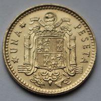 1 песета 1975 (77) Испания