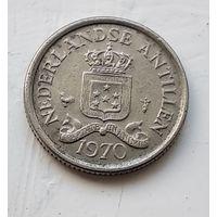Нидерландские Антильские острова 10 центов, 1970 1-1-22