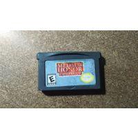 Картридж GameBoy Advance Medal Of Honor Infiltrator