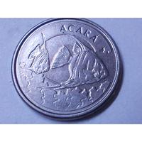 Бразилия 1000 крузейро 1993 г. Аукцион с 1.00 руб.