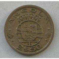Порт. Ангола 2,5  Эск. 1956 (71)