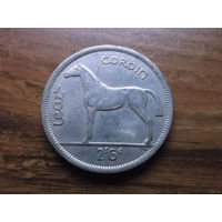 Ирландия 1/2 кроны 1963